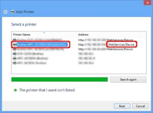 Brother Printer Port Setting